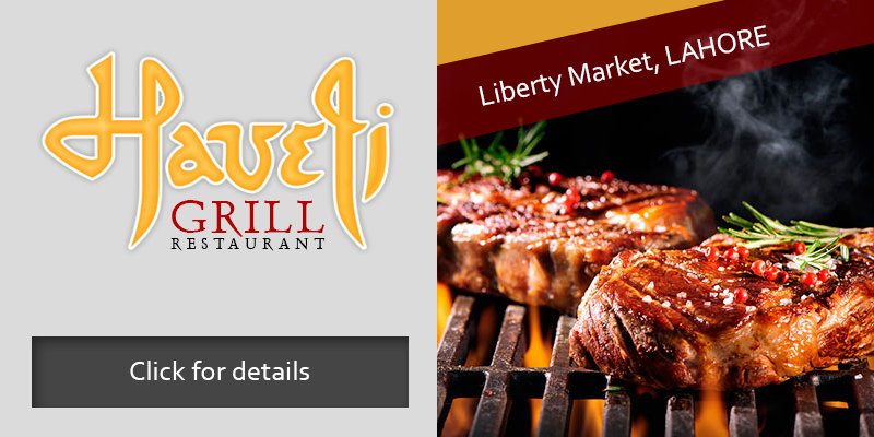 Haveli Ggrill Restaurant